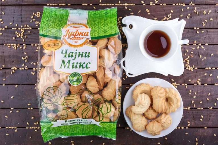 Tea biscuit mix